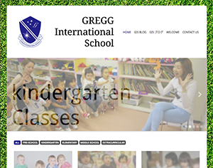 GREGG International School